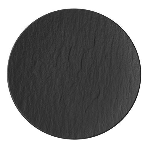 Villeroy & Boch 10-4239-2660-6 Manufacture Rock - Plato para pan (porcelana)