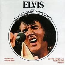 Elvis Presley- Volume 1 A Legendary Performer