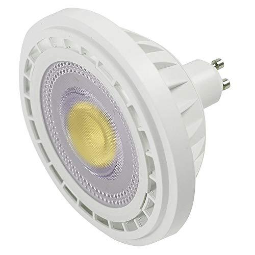 MENGS GU10 LED ES111 Strahler Lampe 12W LED AR111 Spot Leuchtmittel Ersatz für 95W Halogenlampen 1200lm 120° Kaltweiß 6000K AC 85-265V Aluminiummaterial