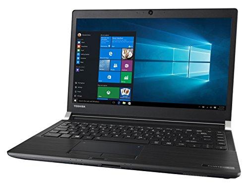Toshiba PT263E-0PP05KGR Portégé Z30-C-16P Laptop (Intel Core i7-6500u, 512GB Festplatte, 16GB RAM, Intel HD Grafik 520, Win 10 Pro) stahlgrau-metallic