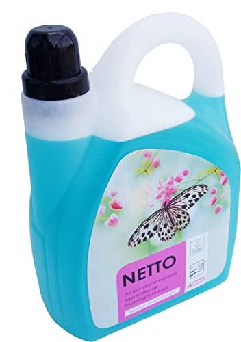 Savon Mousse 5 litres en Bidon en Vrac Biodégradable Adapté au distributeur de Savon Liquide Mousse