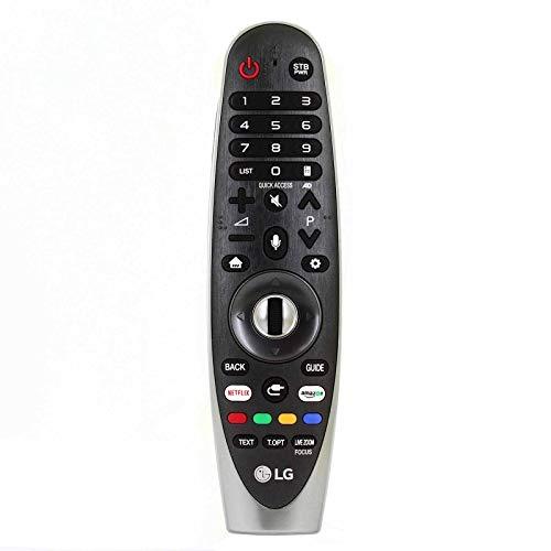 LG AKB75455301 AN-MR18BA Original Fernbedienung für 49SK8500 OLED77W8 OLED 4K Smart TV mit Netflix Amazon Tasten