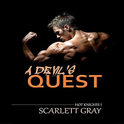 The Devil's Quest: An Erotic Vampire Man Love Series audiobook cover art