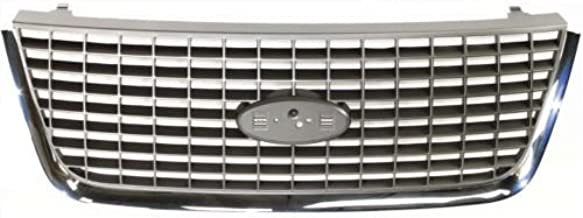 Make Auto Parts Manufacturing Grille For Ford Expedition 2003-2006 - FO1200401