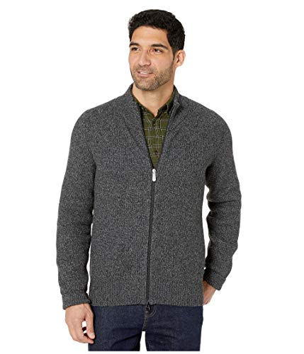 FJÄLLRÄVEN Greenland Re-Wool Cardigan M Sweat-Shirt Homme, Dark Grey, FR : M (Taille Fabricant : M)