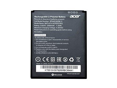 Acer Akku 7,6Wh Original KT.0010K.007 Liquid Z320, Z330, Z410