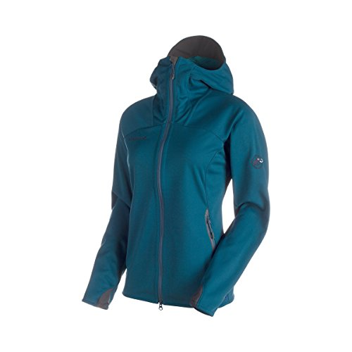 Mammut Damen Ultimate Hoody Softshelljacke, Orion-Light Pacific, XS