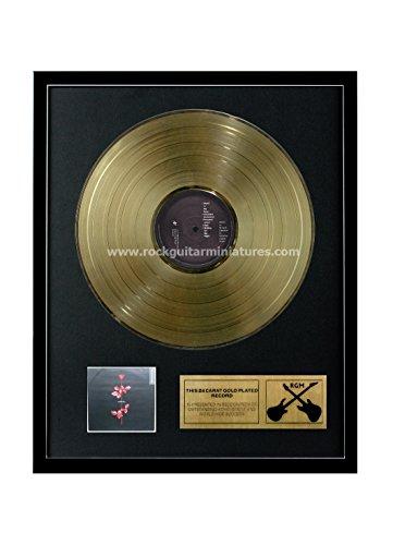 RGM1201 Depeche Mode - Violator plaqué or 12'' LP