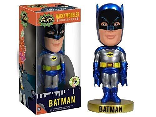 Batman DC Comics 1966 métallique Wacky Wobbler Diego Comic-Con 2013 Exclusive