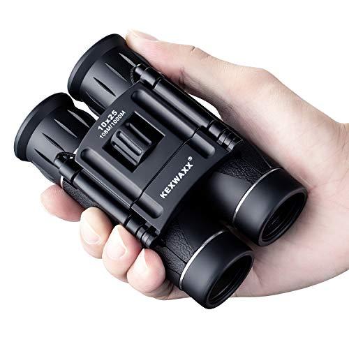 Fernglas Kompakt 10*25 Fernglas für kinder klein ferngläser mini Vogelbeobachtung feldstecher Jagd safari wasserdicht für brillenträger