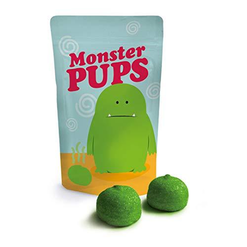 Jeweils 18 g verschiedene Marshmallows / Schaumzuckerspeckbälle (Monster Pups)