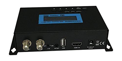 Icecrypt DVB-T modulador de HDMI con IR ...