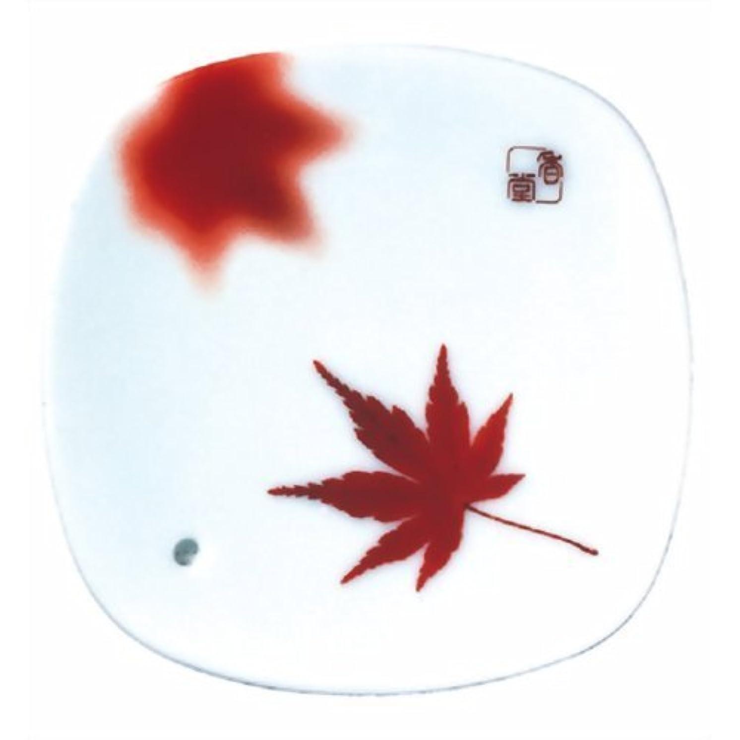 夢の夢 秋錦(紅葉) 香皿