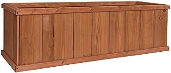 Greenstone Gran Robusto Cedar Planter Box