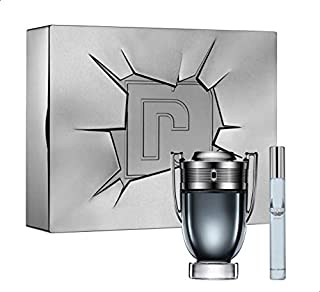 Paco Rabanne Invictus Intense Set for Men Eau de Toilette 100ml With Eau de Toilette 10ml