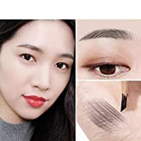 2 PCS-Eyebrow Pencil Long Lasting Outlining Marking Pen, Microblading Effect, Long-lasting Waterproof Smudgeproof, Creates Daily Natural Brows Makeup Effortlessly