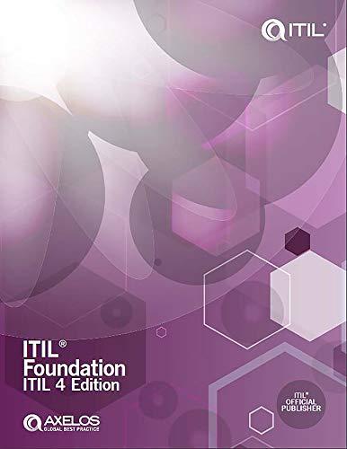 Itil Foundation: Itil4 (Itil 4 Foundation)