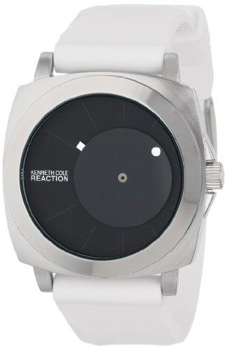 Reaction by Kenneth Cole RK1328 - Reloj para Hombres Color Blanco