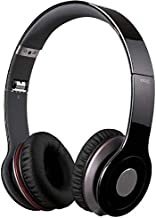 Aerizo FH54 Wired Solo HD Headphone with 3.5mm Jack | Deep Bass | Mic & Noise Cancellation Compatible with All Smartphones...