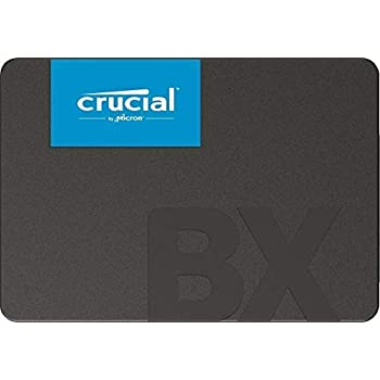 Crucial BX500 1TB 3D NAND SATA 2.5-Inch Internal SSD, up to 540MB/s - CT1000BX500SSD1