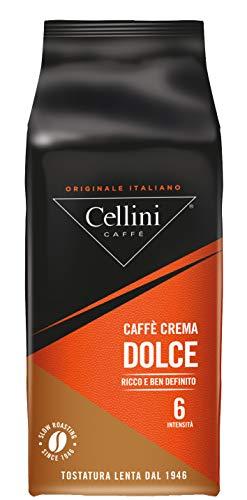 Cellini Caffè Crema Dolce Ganze Bohne, 1000 g