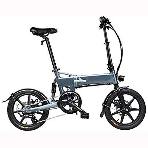 Lirui Elektrische fiets, inklapbaar, elektrisch, inklapbaar, 250 W, 7,8 Ah, elektrische fiets Wit