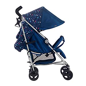 My Babiie MB02 Blue Flash Stroller   4