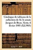 Catalogue de tableaux par Fr. Boucher et J. Reynolds, primitif de l'école allemande du XVe siècle