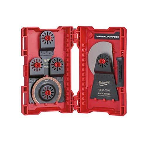 9PC Multi Tool Blade Kit MIL 48 90 1009