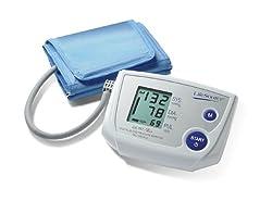 small 6.3-9.4 inch Small Cuff LifeSource Forearm Blood Pressure Monitor (UA-767PVS)