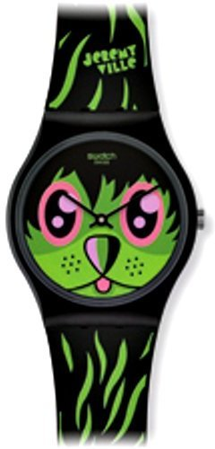 Swatch Kinder-Armbanduhr The so far Away kidrobot GB252