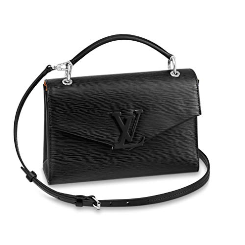 Louis Vuitton Epi Leather Pochette Grenelle Black Shoulder Cross Body Handbag Article M55977