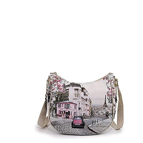 YNOT Shoulder Bag Large Paris Charleston