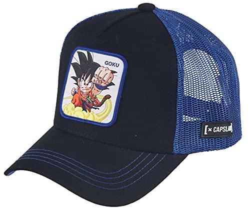 Capslab Goku Dragon Ball Trucker Cap - One-Size