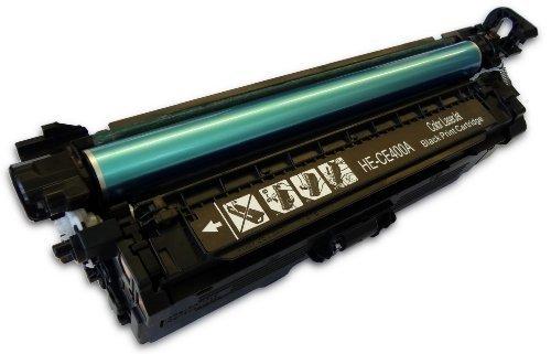 Bubprint Toner kompatibel für HP CE400X HP 507X für LaserJet Enterprise 500 color M551DN M551N M575 M577DNM Pro 500 color MFP M570DN M570DW Schwarz