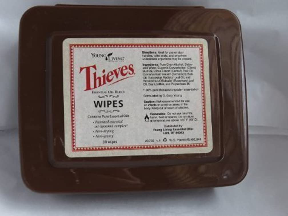 Thieves Wipes- by Young Living Essential Oils