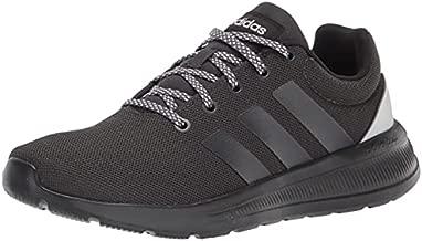 adidas Men's Lite Racer CLN 2.0 Running Shoe, Carbon/Carbon/White, 9