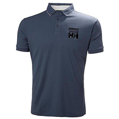 Helly Hansen HP Racing Polo 53012 Polo pour Homme Couleur Bleu (701 Indigo Vintage)