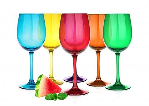 Copas de vino 300ml en paquetes de 6Mix Copa de vino copas de vino rojo vino blanco cristal
