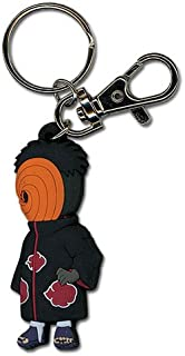 Great Eastern Entertainment Naruto Shippuden Tobi PVC Keychain