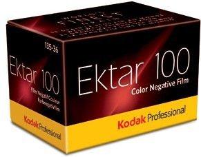 Kodak Professional Ektar 100 - 135-36 - carretes de película fotográfica en Color - , 10 unidades!