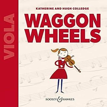 Katherine & Hugh Colledge: Waggon Wheels for Viola