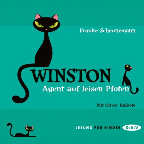 Agent auf leisen Pfoten (Winston 2) audiobook cover art