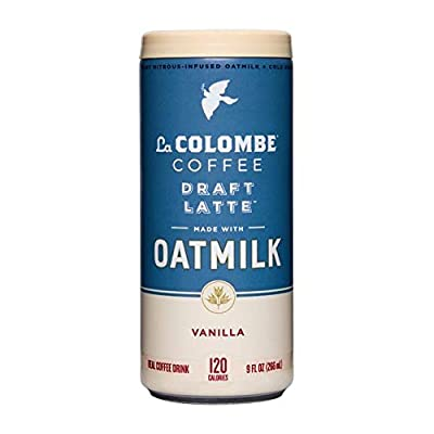 La Colombe Oatmilk Coffee Draft Latte - 9 Fluid Ounce, 16 Count