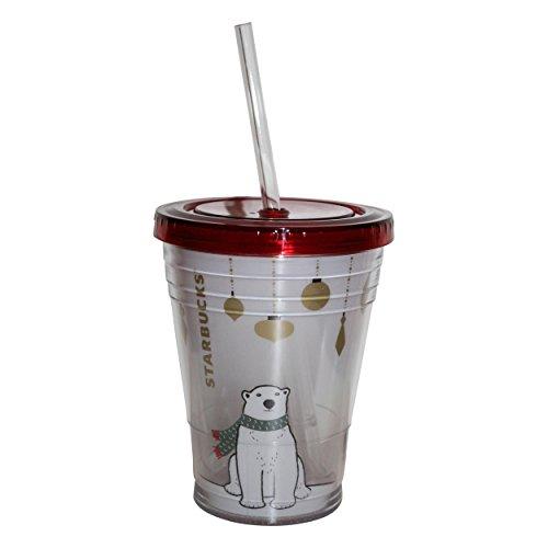 Starbucks original tumbler Polar Kids Collection Poalr Bear Eisbär Weihnachten Kaltgetränkebecher 16oz/473ml