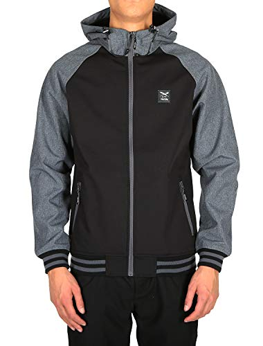 IRIEDAILY Fusion College Jacket [Black]