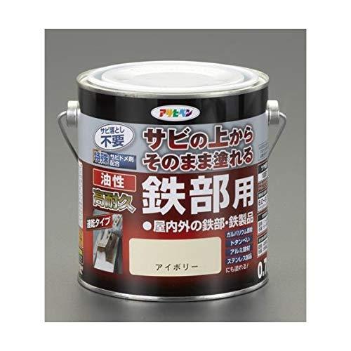 エスコ(ESCO) [油性] 錆止め塗料(白) 1.6L EA942CG-102