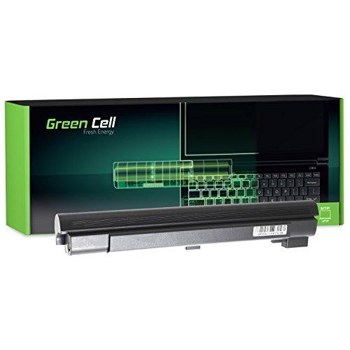 Green Cell® Standard Serie BTY-S25 BTY-S26 BTY-S27 BTY-S28 Laptop Akku für MSI EX300 PR200 PR300 PX200 S310 VR200 VR201 Averatec 2100 (8 Zellen 4400mAh 14.4V Schwarz)