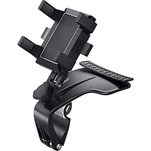 360-Vehículo Soporte Universal Smart Phone Representa Coche Marco Dashboard Soporte Automático Teléfono Móvil Soporte Fijo-Antiguo