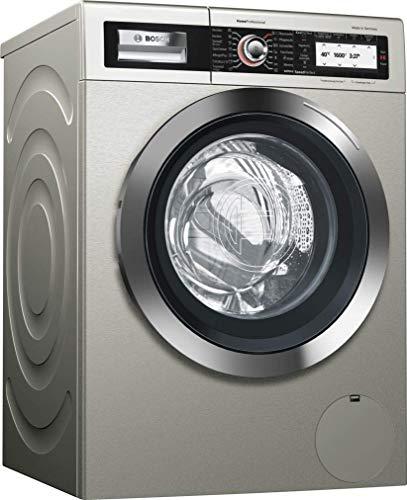 Bosch WAY327X0 HomeProfessional Waschmaschine Frontlader / A+++ / 152 kWh/Jahr / 1600 UpM / 9 kg / Inox-antifingerprint / Fleckenautomatik Plus / Trommelreinigung mit Erinnerungsfunktion